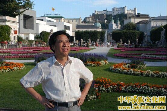 作曲家词作家王泽洲任团长率团访问欧洲五国