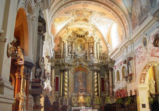宗教建筑的隐性艺术之美