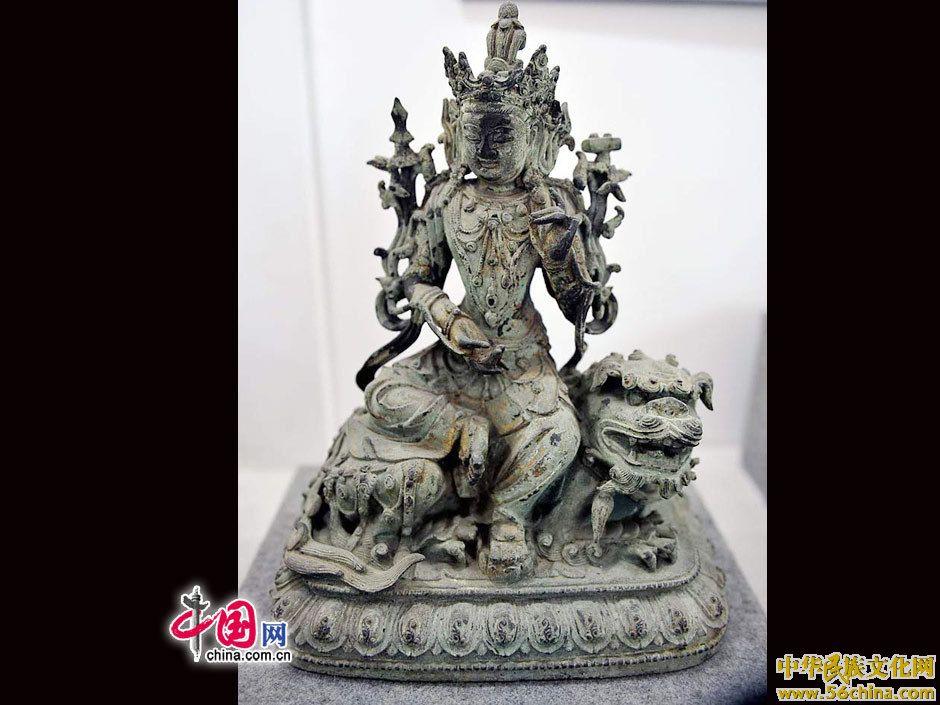 大开眼界——叹赏明清佛教国宝精髓 _文化中国_中国网
