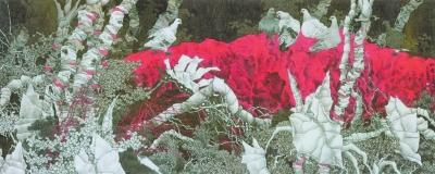 崔志安《红墙》