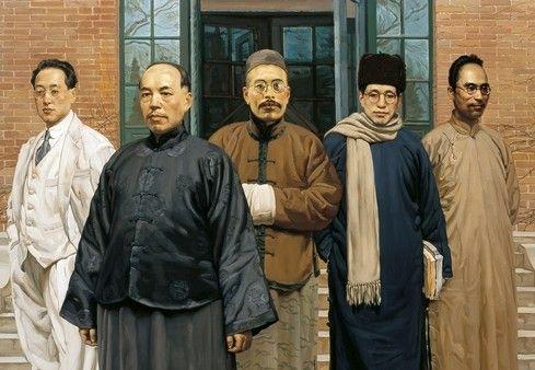 清华四大国学大师 建立中国学术独立的传统