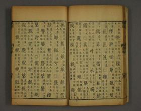 最早的韵书《切韵》