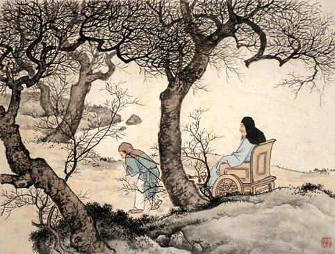 儒家仁孝观念:孝心是人与动物的根本区别