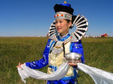 中国礼仪之邦之内蒙古人民传统礼仪