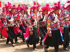 彝族葫芦笙舞