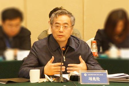 项兆伦在全国非物质文化遗产保护工作会议上的讲话