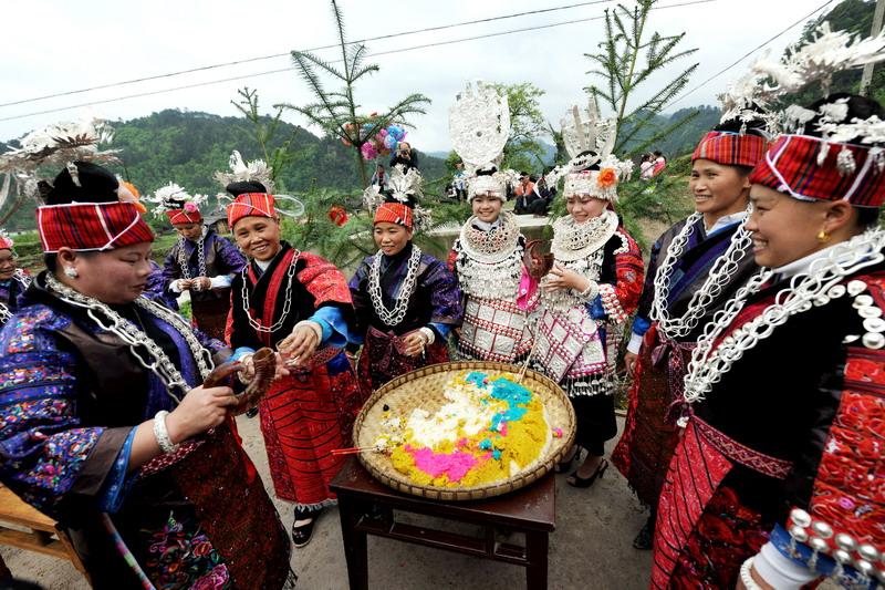 """欢度2016年北京少数民族""""四月八""""节——分享民族文化大餐"""