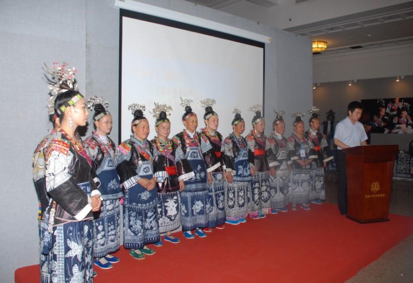 苗寨、蜡染古歌让京城体验云上丹寨民族风情——丹寨旅游推介会
