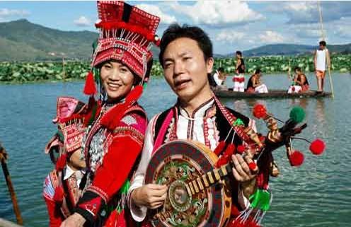 彝族文化群组